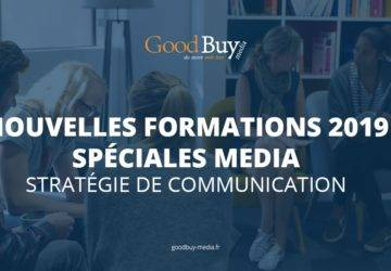 Good Buy media lance de nouvelles formations en 2019